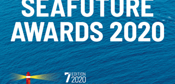 "BLUE ECONOMY AND MARITIME TECHNOLOGIES: ""SEAFUTURE AWARDS 2020"""