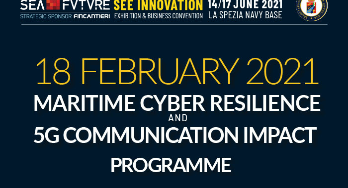 MARTIME CYBER RESILIENCE AND 5G COMMUNICATION IMPACT – PROGRAMME